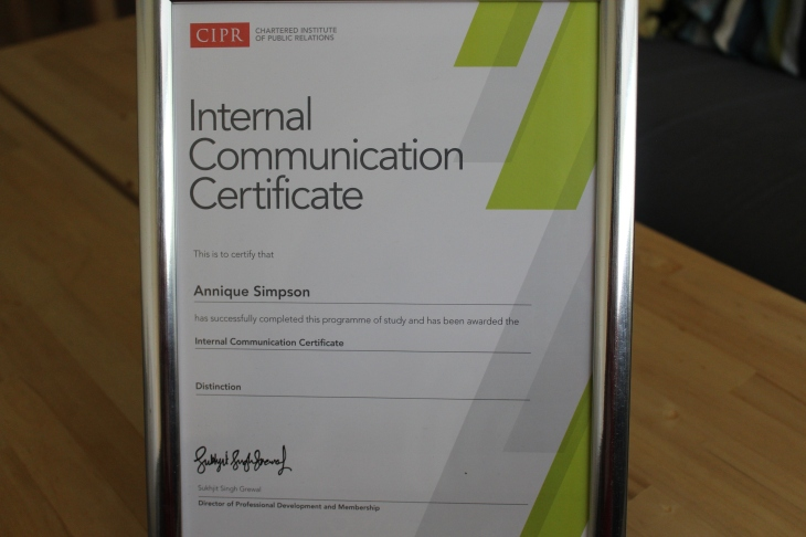 IC Certificate Course
