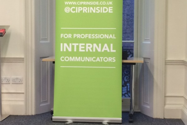 Chartered Institute of Public Relations Internal Communications group banner