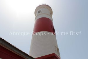 St James' Lighthouse in Ghana