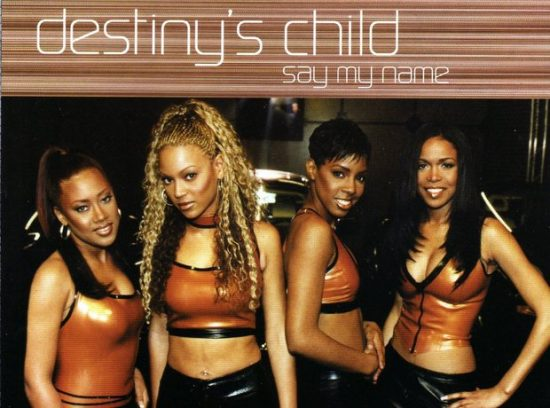 Destinys Child Say My Name Single Cover