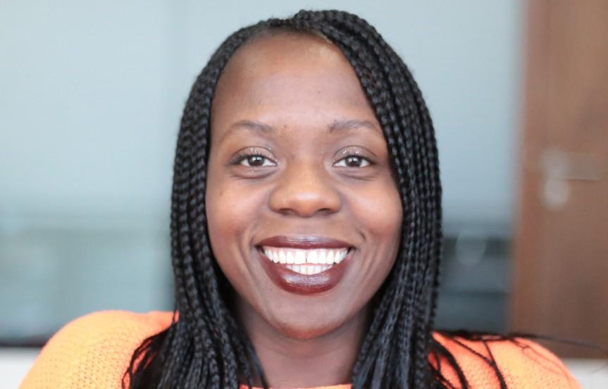 Annique Simpson Communications Manager Blogger